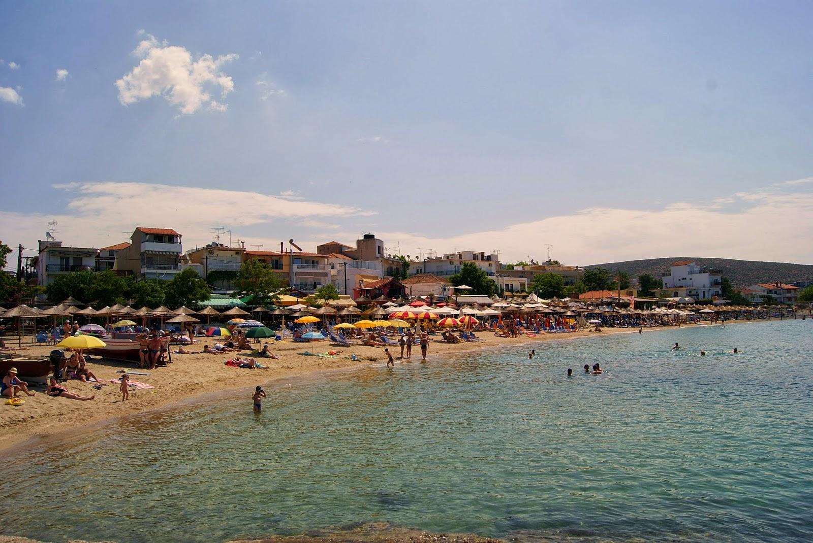 Potos, wyspa Thassos