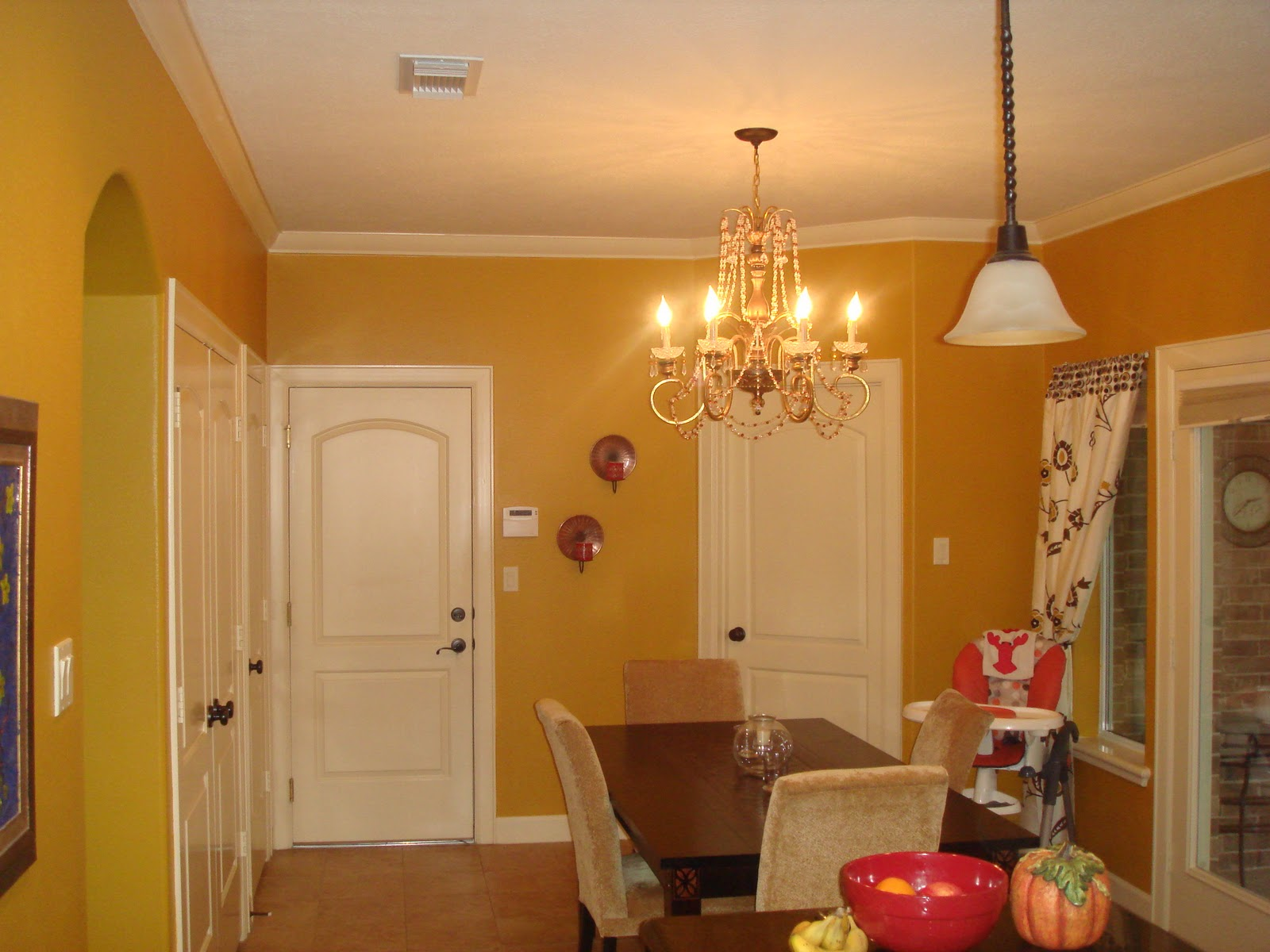 Yellow Wall Kitchen Prudently Painted Vintage Kitchen Before And After