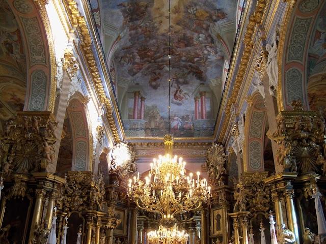 Bernardine Church, Lviv, West Ukraine