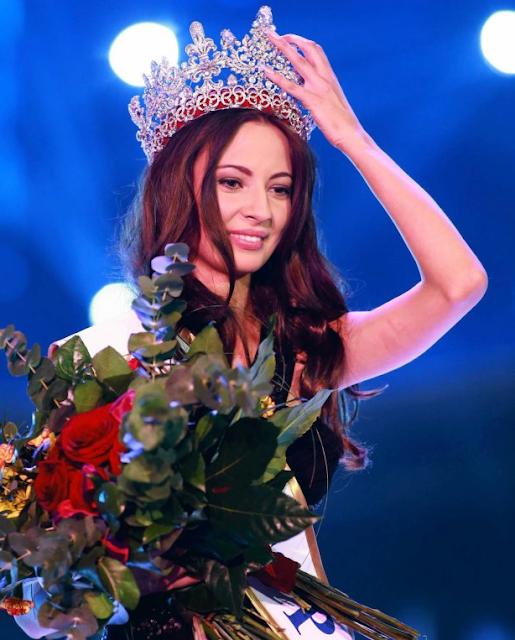 Miss Polski Poland 2013 winner Ada Sztajerowska