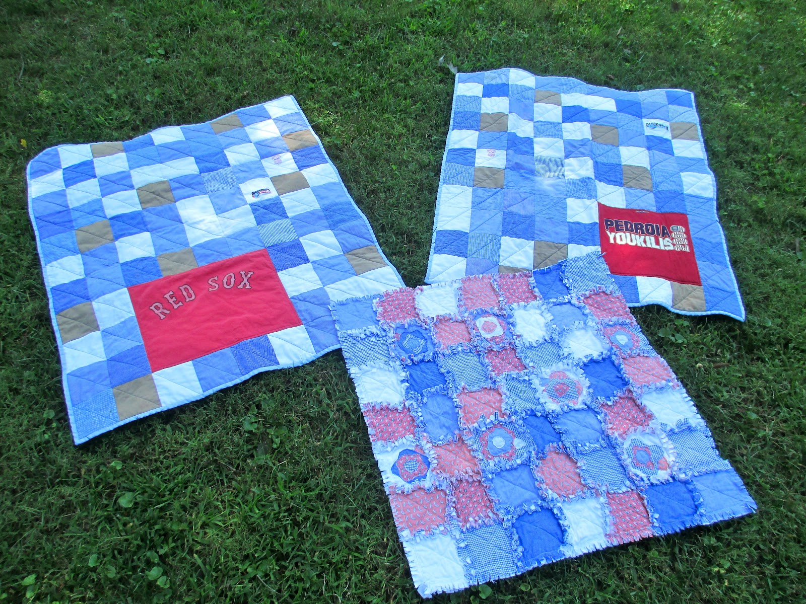 Creative Mines by Julie Antinucci: Five Quilts with Meaning