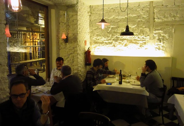 Restaurate El Cocinillas, interior 2.