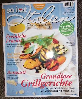 Zeitschrift So isst Italien