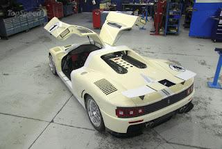 2012 De Macross GT1