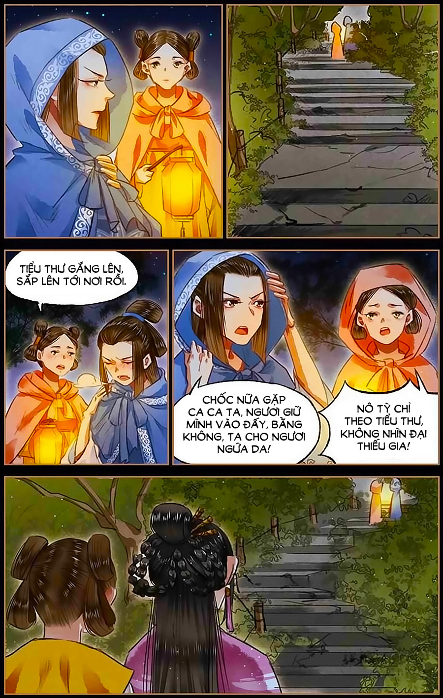 Thần Y Đích Nữ – Chap 78