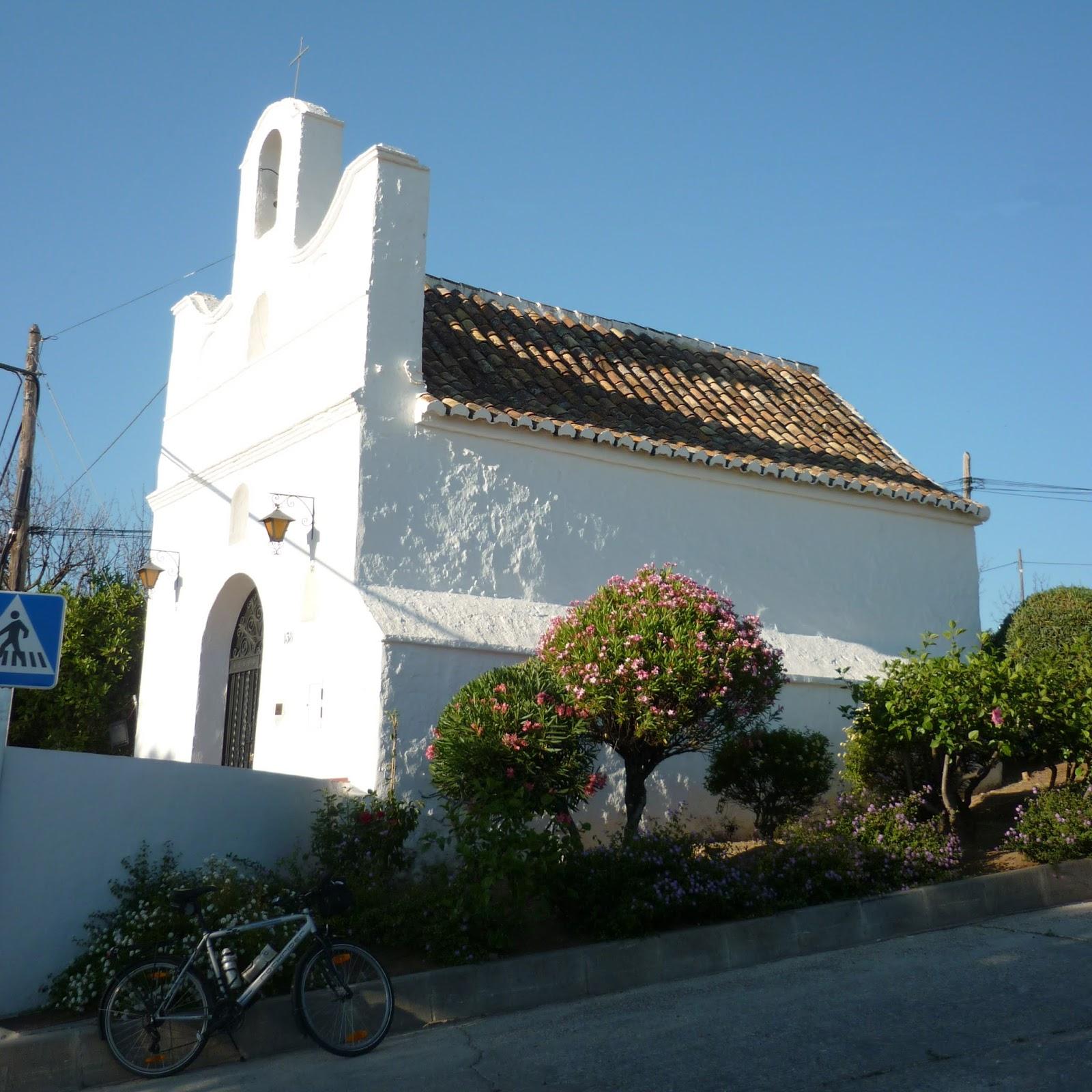 Bokerón Montaraz: Ermita del Cristo de las Agonías