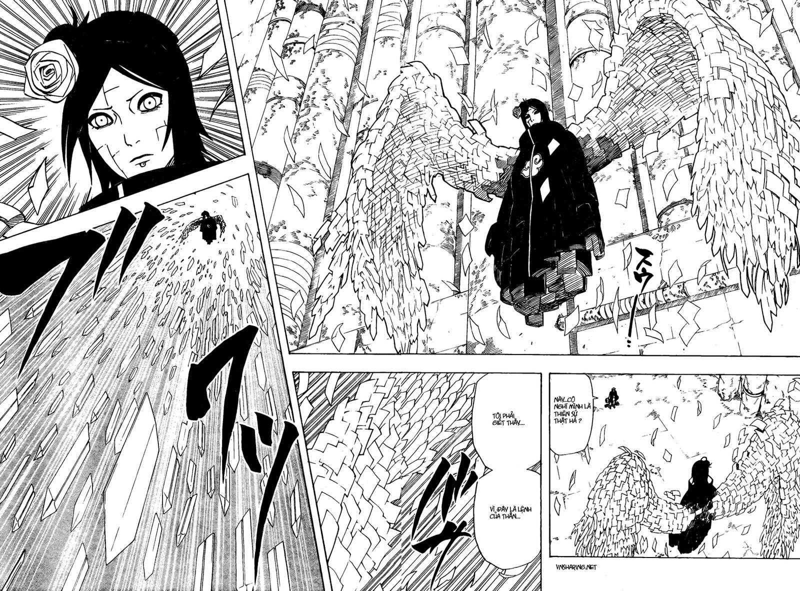 Naruto chap 372 Trang 4 - Mangak.info