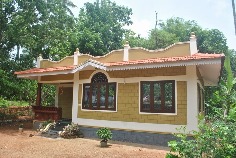 Building designers chelari best low cost houses in kerala for Low cost to build homes