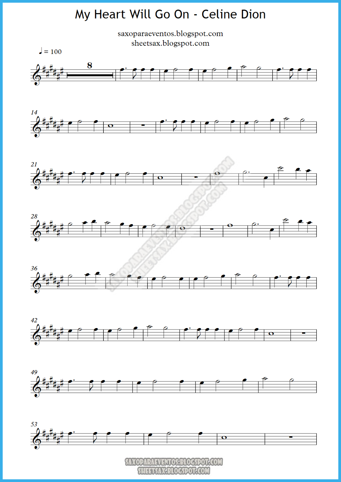 Sheet Music For b Flat Clarinet Free Clarinet in bb Free Sheet