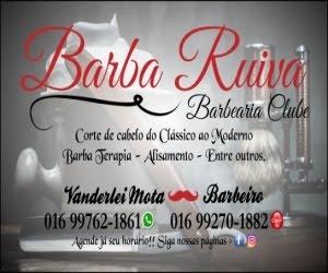 Barba Ruiva Barbearia Clube