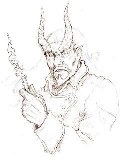 Razas de Islorie RyF: Daemon