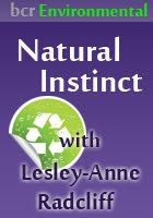 Natural Instinct environmental show on..
