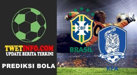 Prediksi Brazil U17 vs Korea Republic U17
