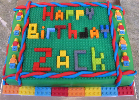 Birthday Cake Ideas Lego ~ Moose mouse creations lego birthday cake