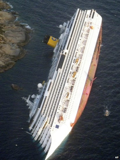 COSTA CONCORDIA