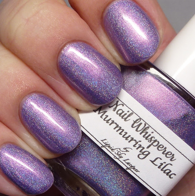 Liquid Sky Lacquer Murmuring Lilac