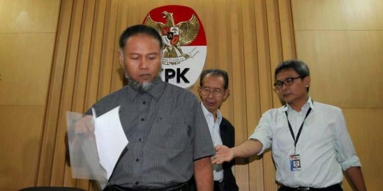 Wakil Ketua KPK di Tangkap oleh Polri
