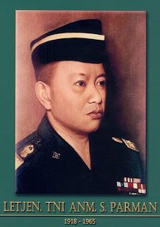 gambar-foto pahlawan Revolusi, Letjend ANM. S.Parman