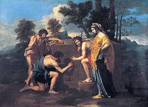 Arcadia band name origins - Nicolas Poussin - Les bergers d'Arcadie
