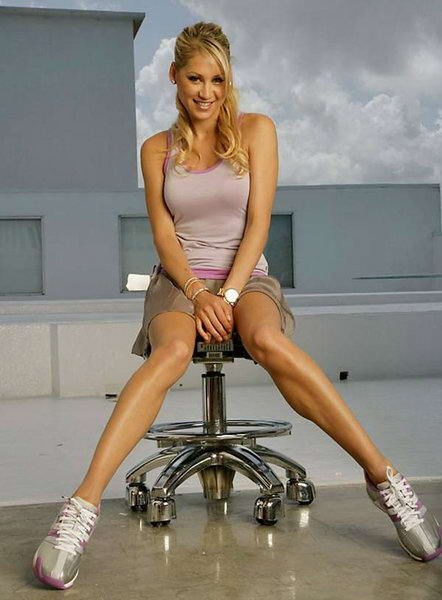 Killer cell top 10 most beautiful female athletes of the world