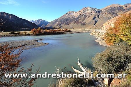 Río de las Vueltas - El Chalten - Patagonia - Andres Bonetti