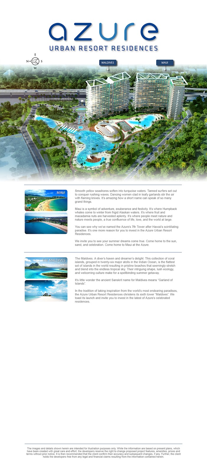 Aqua azure urban resort residences for Acqua salon alabang