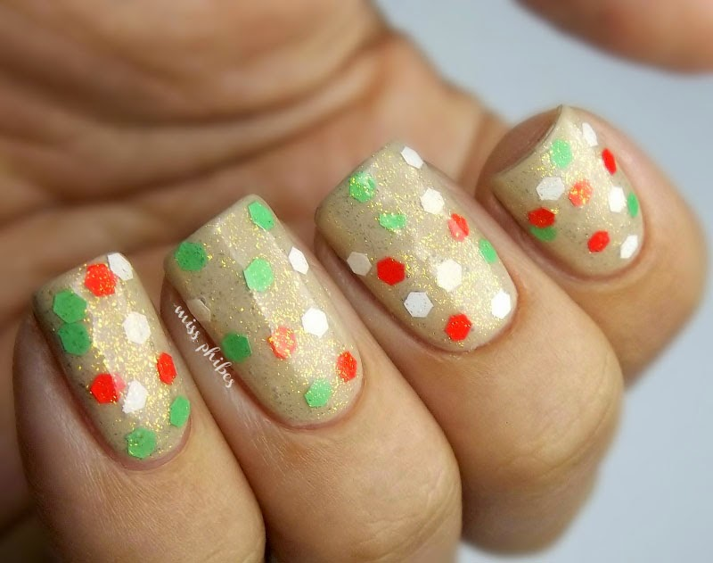 Esmalte Glitter Tejar