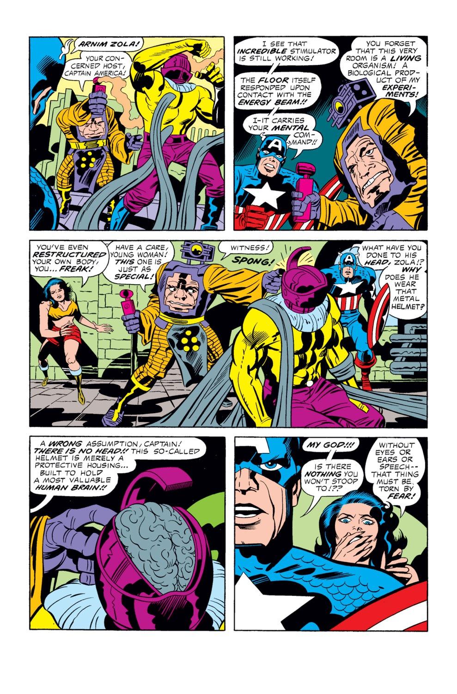 Captain America (1968) Issue #211 #125 - English 5
