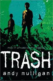 image: TRASH - Mystery book review