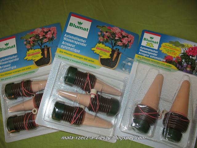 Co zrobić z kwiatami na wakacje? Testowanie samonawadniającego systemu Blumat dla roślin domowych