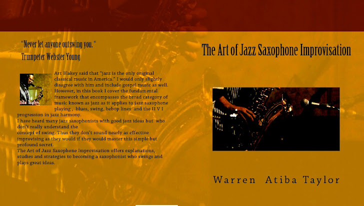 The Art of Jazz Saxophone Improvisation