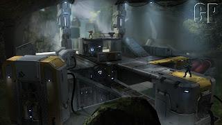 halo 4 champions bundle dlc concept art 2 Halo 4: Champions Bundle DLC (360)   Screenshots, Concept Art, & Trailer