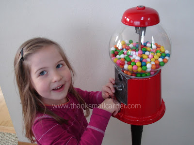 gumball machine fun