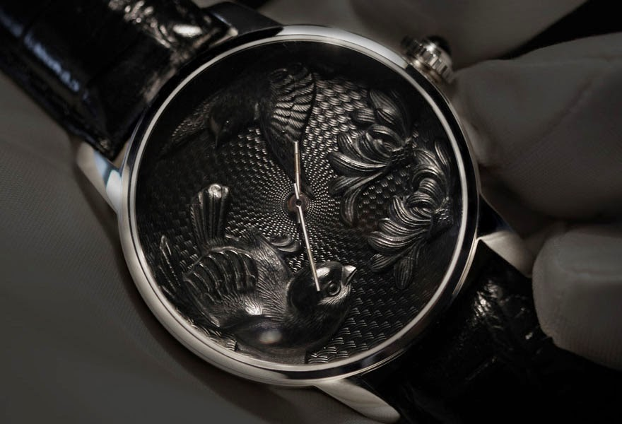 24 Of The Most Creative Watches Ever - Angular Momentum Handmade Timepieces