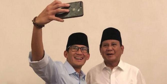 The Next Leader Prabowo-Sandi