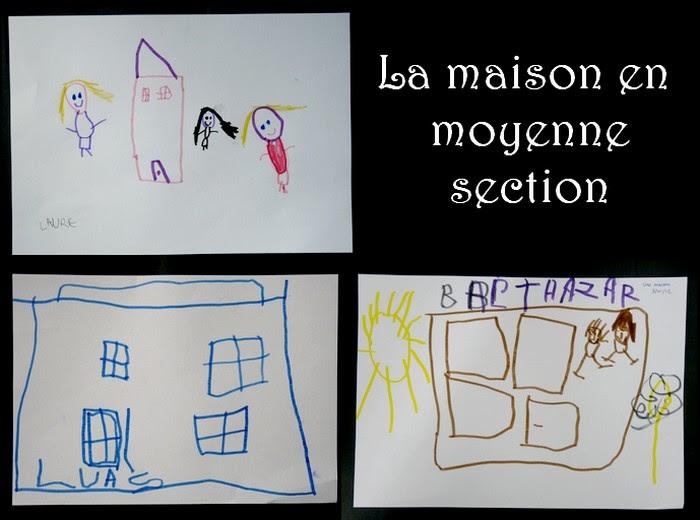 Le journal de chrys le dessin de la maison for Le journal de la maison