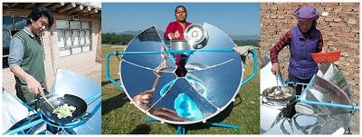 Солнечная кухонная печь SolSource на испытаниях в Тибете