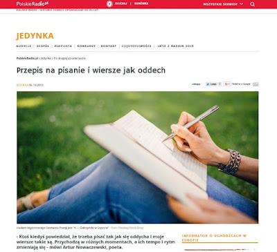 http://www.polskieradio.pl/7/4813/Artykul/1525322,Przepis-na-pisanie-i-wiersze-jak-oddech