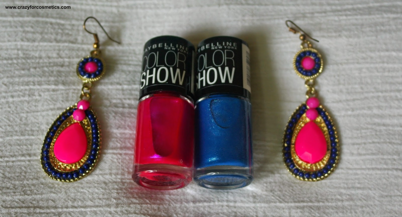 maybelline color show denim dash review