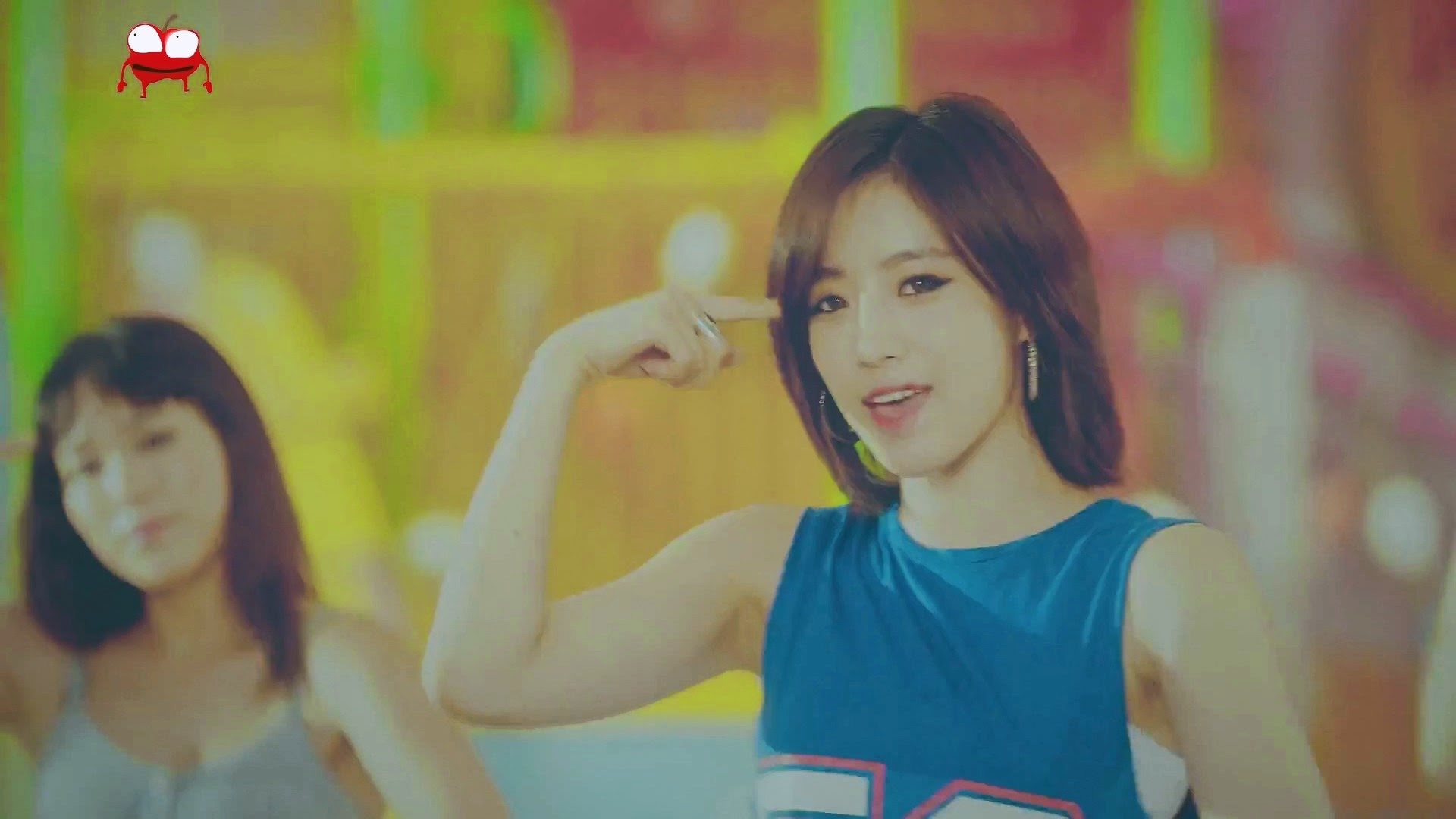 T-ara Little Apple Eunjung