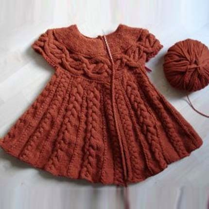 Knit In Chunks Pattern