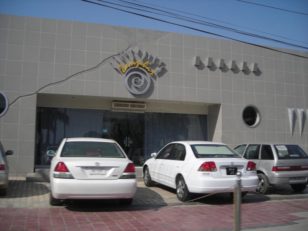Zanzibar Restaurant Abdali Road Multan