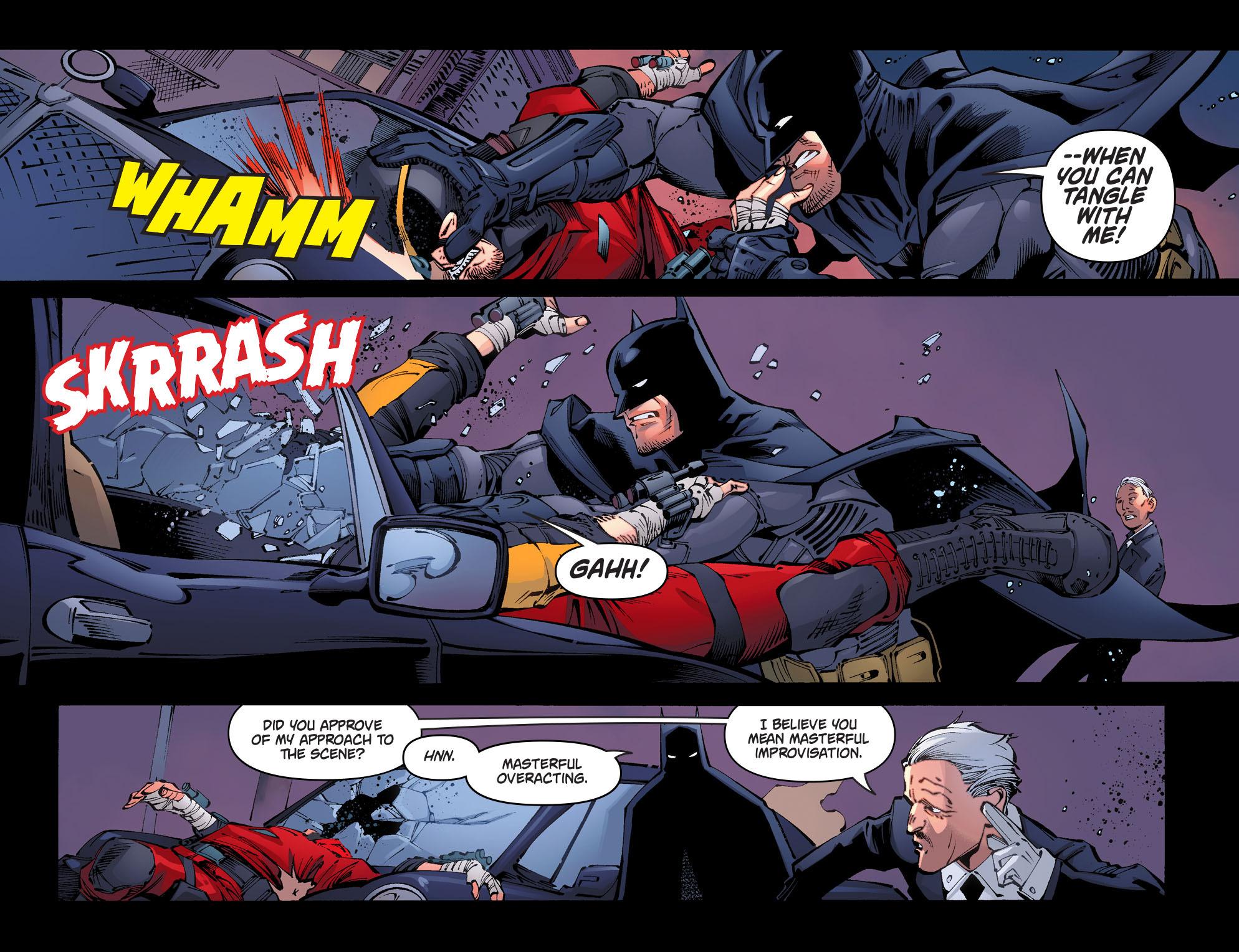 Batman: Arkham Knight [I] Issue #22 #24 - English 6