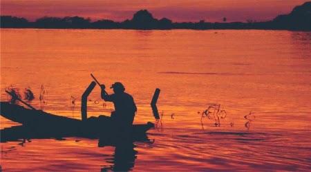 Panfletos e Cartão de Visita Pesca
