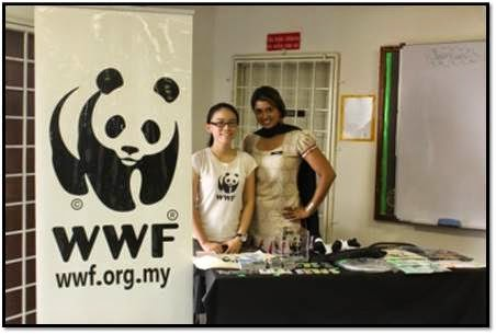 'SAVE THE TIGERS' BERSAMA WWF