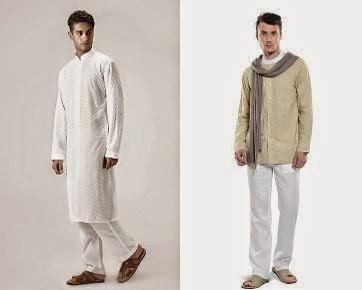 Baju koko setelan remaja khas pakistan