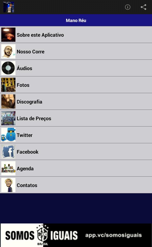 Baixe nosso APP para Celular Android e IOS