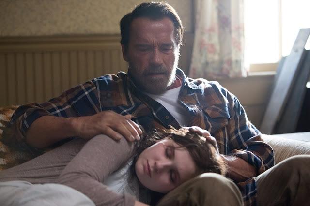Maggie still Arnold Schwarzenegger Abigail Breslin