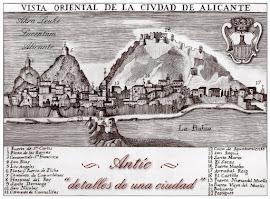 """Visita: Antic """"detalles de una ciudad"""""""