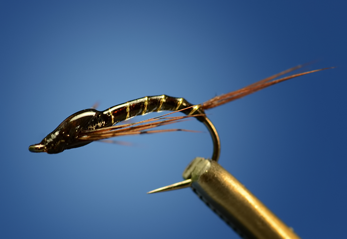 The Anatomy of Fly Design - Fly Fish Food -- Fly Tying and Fly Fishing